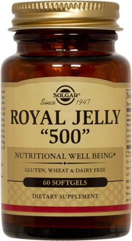 "Solgar Royal Jelly ""500"""