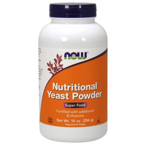NOW Nutritional Yeast Powder