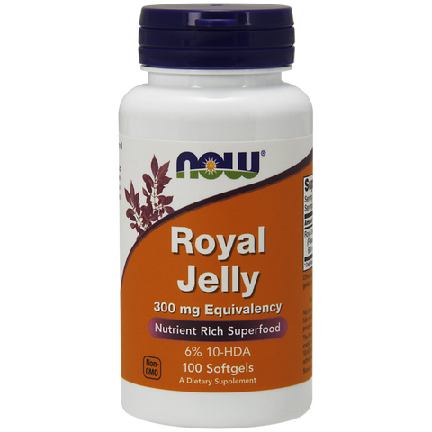 NOW Royal Jelly 300 mg