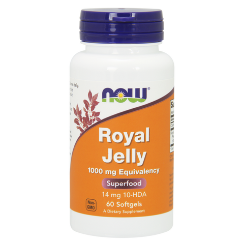 NOW Royal Jelly 1000 mg