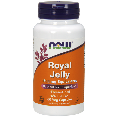 NOW Royal Jelly 1500 mg