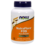 NOW NutraFlora FOS Powder