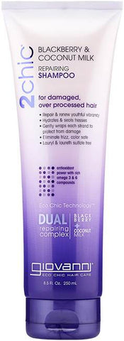Giovanni 2chic Blackberry & Coconut Milk Ultra-Repair Shampoo