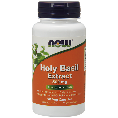 NOW Holy Basil Extract 500 mg