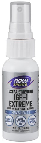 NOW Sports  IGF-1 Extreme, Extra Strength Liposomal Spray