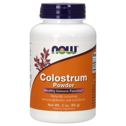 NOW Colostrum