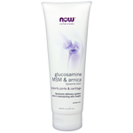 NOW Glucosamine, MSM & Arnica Liposome Lotion