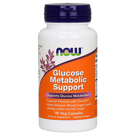 NOW Glucose Metabolic Support