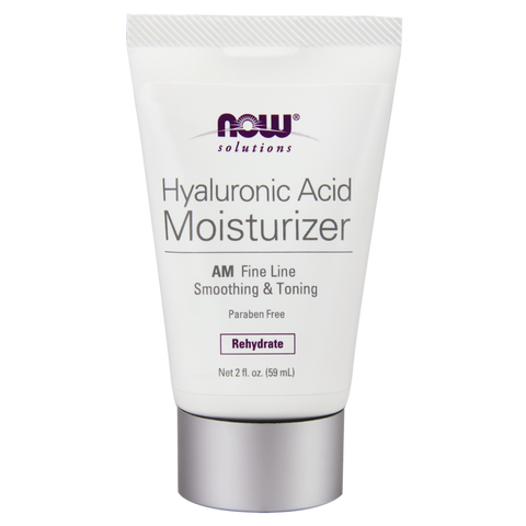 NOW Hyaluronic Acid Day Wrinkle Remedy Creme