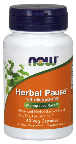 NOW Herbal Pause with EstroG-100