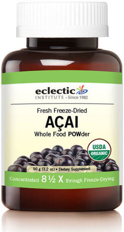 Eclectic Institute Acai Whole Food POWder