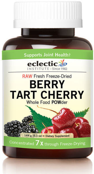Eclectic Institute Berry Tart Cherry Whole Food Powder N101