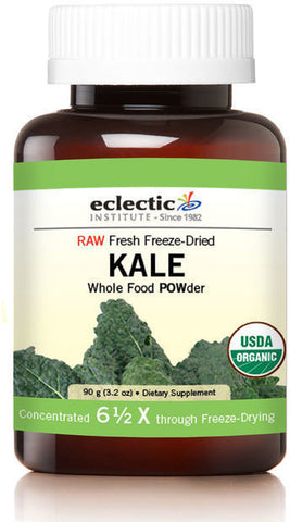 Eclectic Institute Kale Whole Food POWder