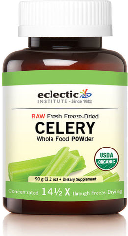 Eclectic Institute Celery Whole Food POWder