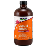 NOW Liquid Multi - Tropical Orange
