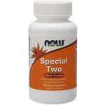 NOW Special Two Multiple Vitamin Capsules