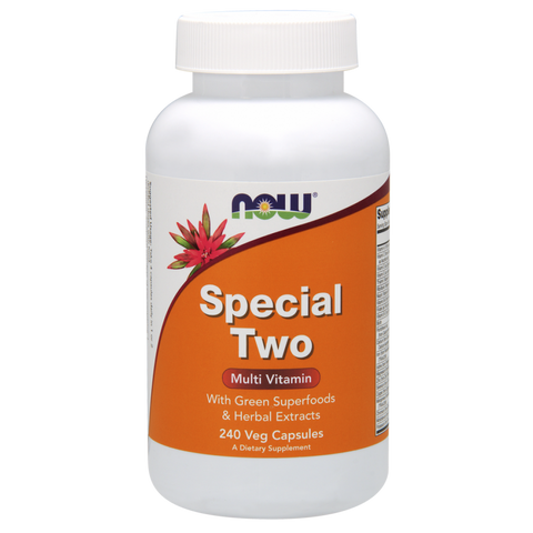 NOW Special Two Multiple Vitamin