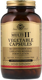 Solgar Multi II Vegetable Capsules