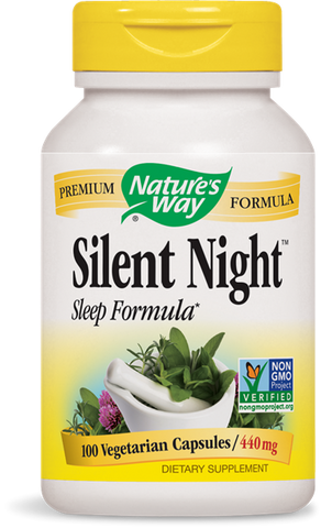 Nature's Way Silent Night with Valerian