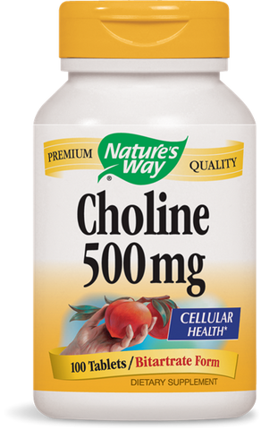 Nature's Way Choline