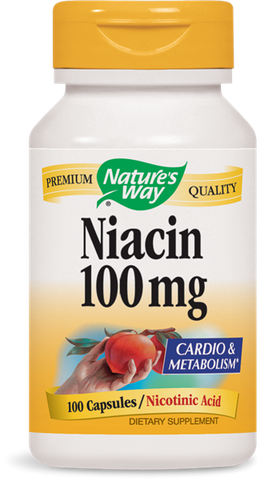 Nature's Way Niacin