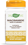 Natures Way Niacinamide (non-flushing)