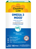 Country Life Omega 3 Mood