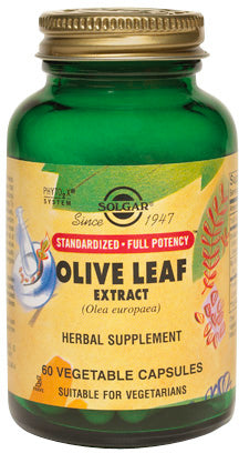 Solgar SFP Olive Leaf Extract