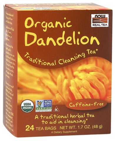 NOW Foods Dandelion Tea (Organic)