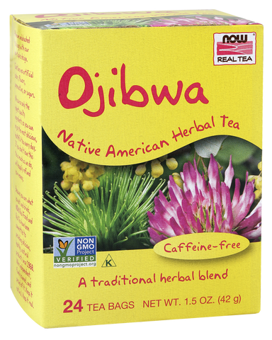 NOW Foods Ojibwa Tea