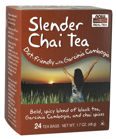 NOW Foods Slender Chai Tea