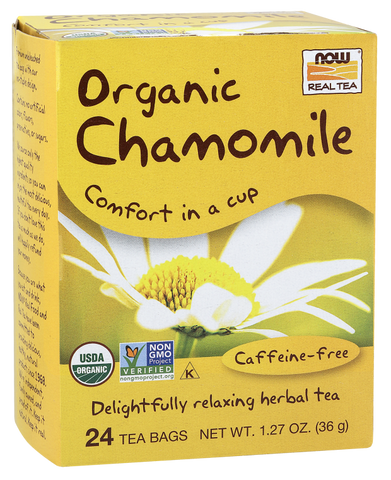 NOW Foods Chamomile Tea (Organic)