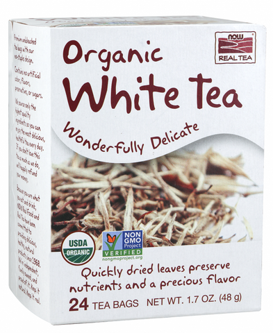 NOW Foods White Tea (Organic)
