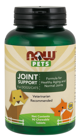NOW Pets Joint Support for Dogs/Cats