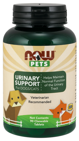 NOW Pets Urinary Support for Dogs/Cats