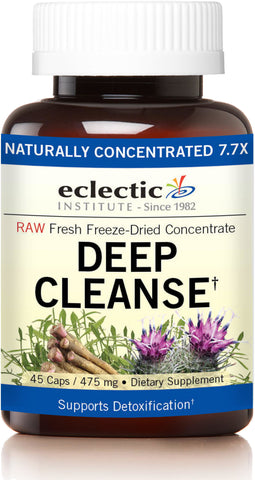 Eclectic Institute Deep Cleanse