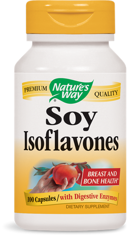 Nature's Way Soy Isoflavones