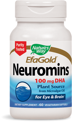 Nature's Way EfaGold Neuromins DHA