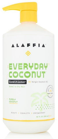 Alaffia Everyday Coconut Conditioner - Purely Coconut