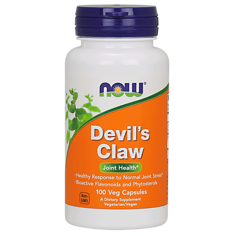 NOW Devil's Claw Root
