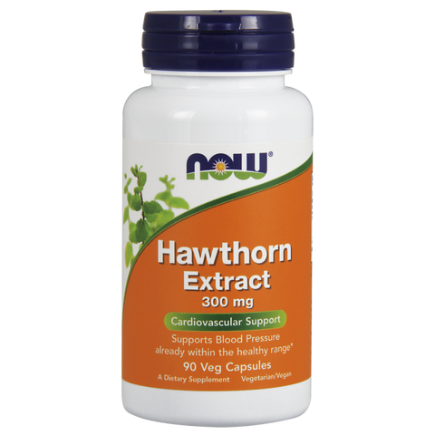 NOW Hawthorn Extract 300 mg