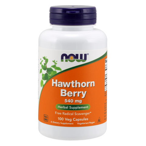 NOW Hawthorn Berry 540 mg