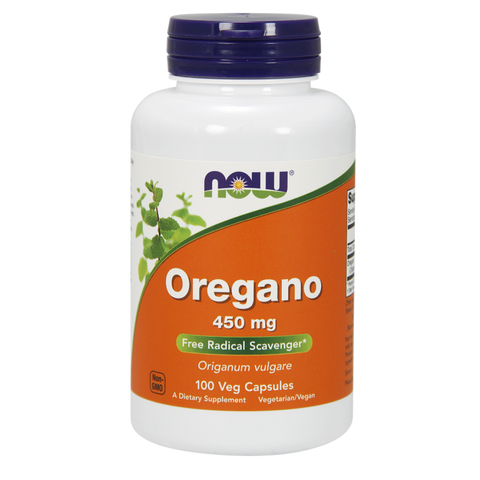 NOW Oregano 450 mg