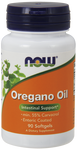 NOW Oregano Oil Softgels