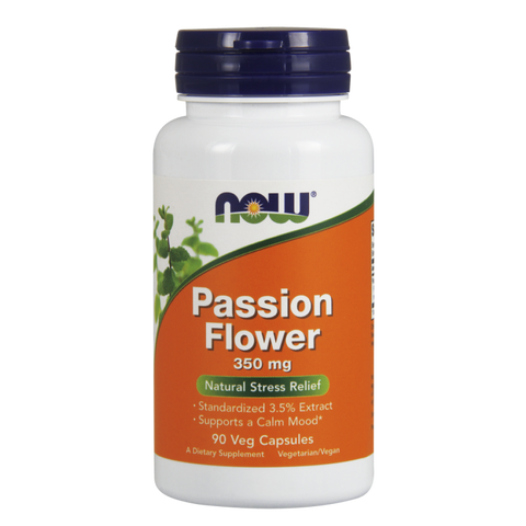 NOW Passion Flower 350 mg