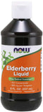 NOW Elderberry Liquid