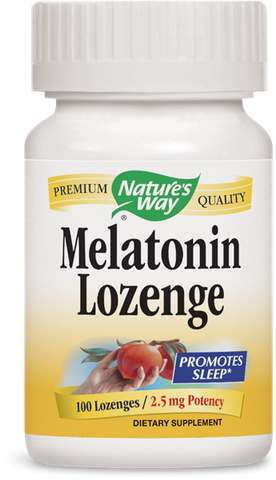 Nature's Way Melatonin Lozenge