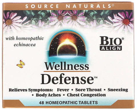 Source Naturals Wellness Defense