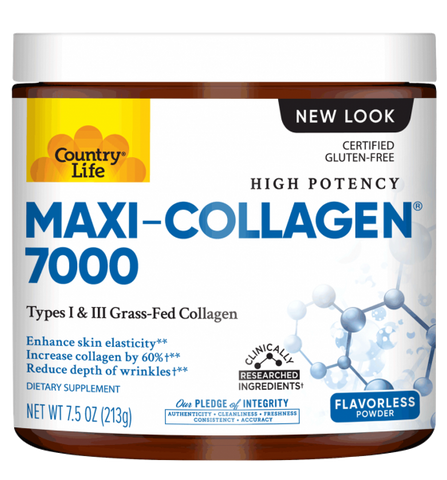 Country Life Maxi-Collagen 7000