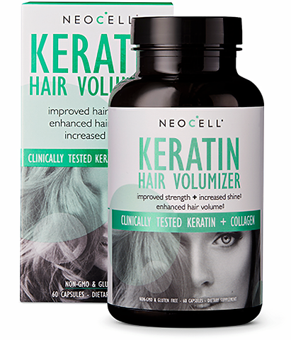 NeoCell Keratin Hair Volumizer